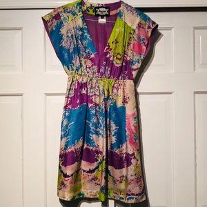 Meghan Los Angeles dress